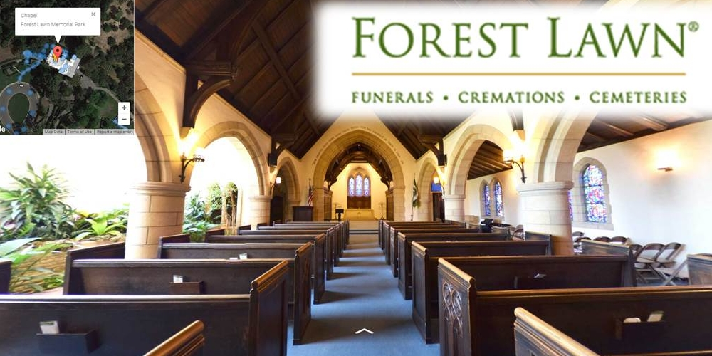 Forest Lawn-chapel
