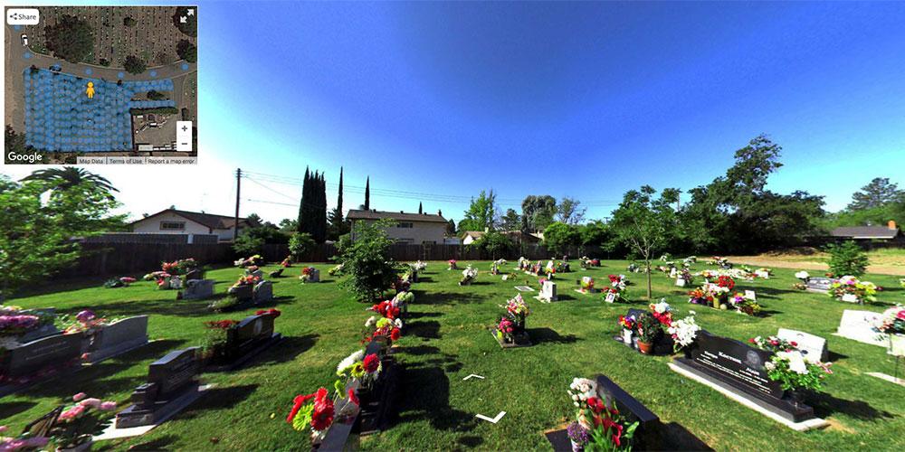 Cemetery 360 Software Sylvan Cemetery