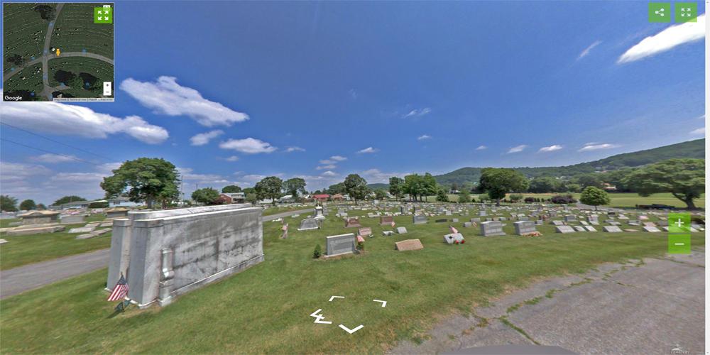 Cemetery 162