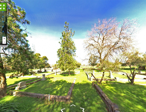 Elk Grove Elder Creek – Cemetery 360 Ground Level Mapping