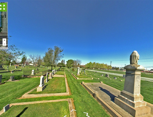 Elk Grove Franklin – Cemetery 360 Ground Level Mapping