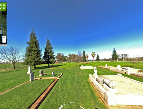 Elk Grove San Joaquin – Cemetery 360 Ground Level Mapping