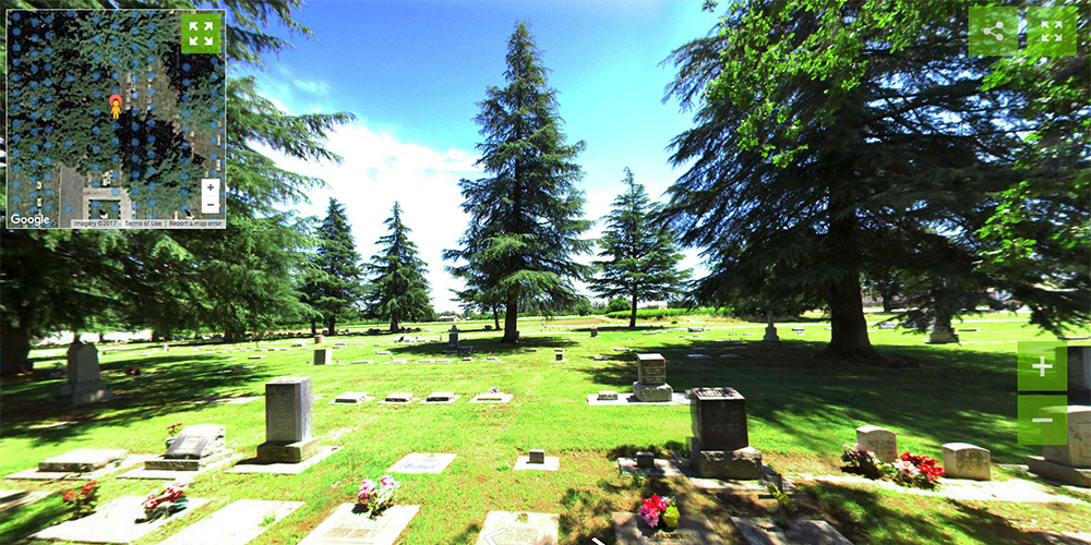 Live Oak Cemetery District