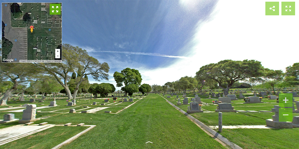 Oak View Cemetery