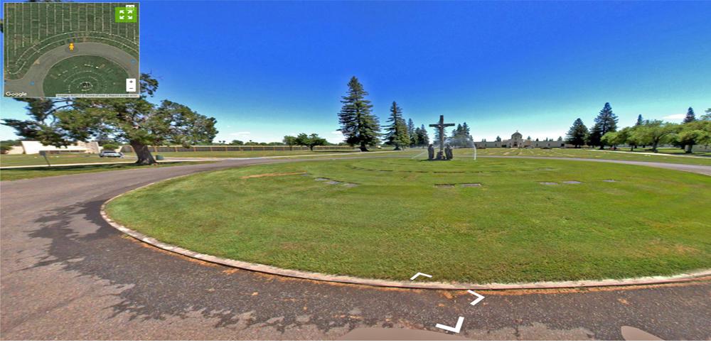 Cemetery 150