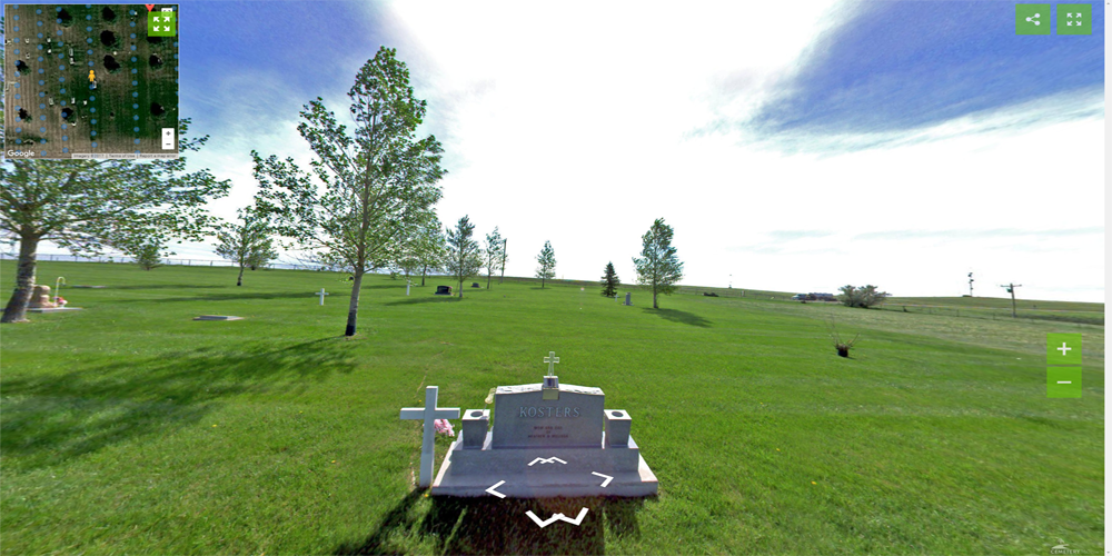 Cemetery 158