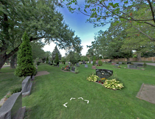 Streetsville Cemetery – Cemetery 360 Ground Level Mapping