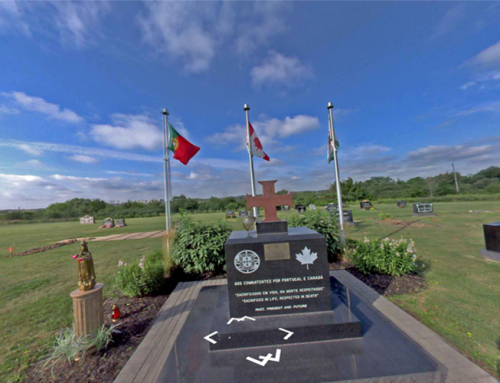 Arbor Memorial Glen Oaks Cemetery – Cemetery 360 Ground Level Mapping