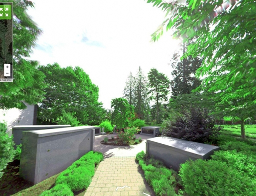 Gardens of Gethsemani – Cemetery 360 Ground Level Mapping