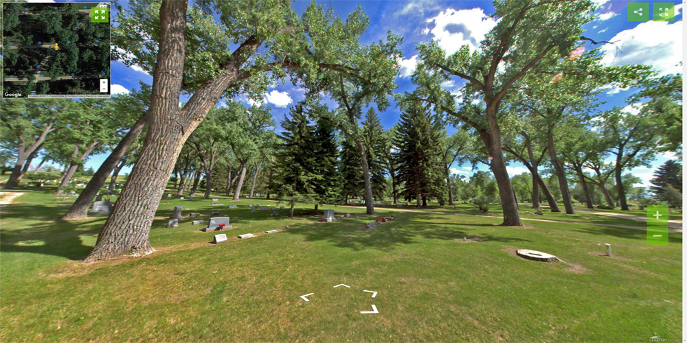Freestyling Cemetery360